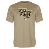 Performance Vegas Gold Tee-WF w/ Deacon Head