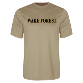 Syntrel Performance Vegas Gold Tee-Wake Forest
