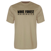 Performance Vegas Gold Tee-Wake Forest University