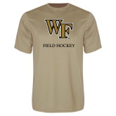 Performance Vegas Gold Tee-Field Hockey