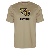 Performance Vegas Gold Tee-WF Football