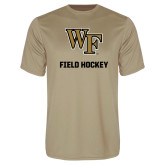 Performance Vegas Gold Tee-WF Field Hockey