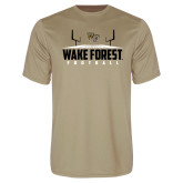 Performance Vegas Gold Tee-Football Field Design