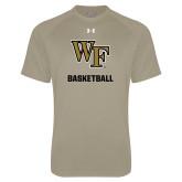 Under Armour Vegas Gold Tech Tee-WF Basketball