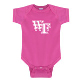Fuchsia Infant Onesie-WF