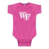 Fuchsia Infant Onesie-WF