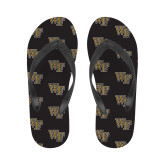Ladies Full Color Flip Flops-WF