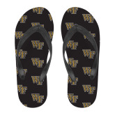 Full Color Flip Flops-WF