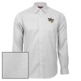 Red House White Diamond Dobby Long Sleeve Shirt-WF
