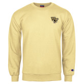Champion Vegas Gold Fleece Crew-WF w/ Deacon Head