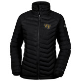 Columbia Lake 22 Ladies Black Jacket-WF