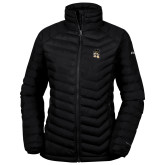 Columbia Mighty LITE Ladies Black Jacket-Deacon Head