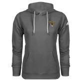 Adidas Climawarm Charcoal Team Issue Hoodie-WF w/ Deacon Head