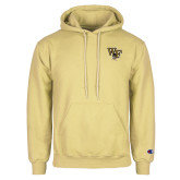 Champion Vegas Gold Fleece Hoodie-WF w/ Deacon Head
