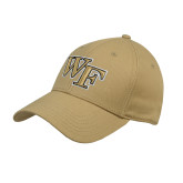 Vegas Gold Heavyweight Twill Pro Style Hat-WF