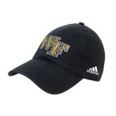 Adidas Black Slouch Unstructured Low Profile Hat-WF