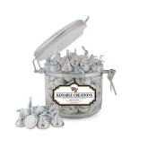 Kissable Creations Small Round Canister-WF
