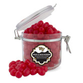 Sweet & Sour Cherry Surprise Round Canister-WF