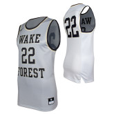 NIKE Grey Basketball Jersey-