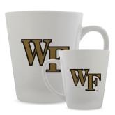 12oz Ceramic Latte Mug-WF