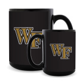 Full Color Black Mug 15oz-WF