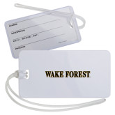 Luggage Tag-Wake Forest
