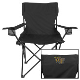 Deluxe Black Captains Chair-WF
