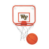 Mini Basketball & Hoop Set-WF