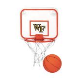 Mini Basketball & Hoop Set-WF