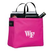 Tropical Pink Essential Tote-WF