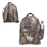 Heritage Supply Camo Computer Backpack-WF