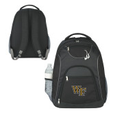 The Ultimate Black Computer Backpack-WF