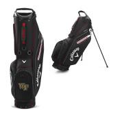 Callaway Hyper Lite 5 Black Stand Bag-WF