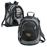 High Sierra Black Titan Day Pack-WF