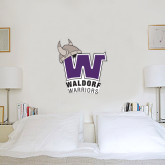 2 ft x 2 ft Fan WallSkinz-W Waldorf Warriors