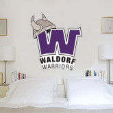 3 ft x 3 ft Fan WallSkinz-W Waldorf Warriors