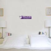 6 in x 1 ft Fan WallSkinz-Waldorf College w/ Shield