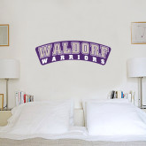 1 ft x 3 ft Fan WallSkinz-Arched Waldorf Warriors