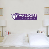 1 ft x 3 ft Fan WallSkinz-Waldorf College w/ Shield