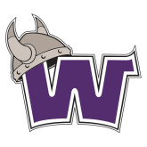 Extra Large Decal-Waldorf W, 18 inches wide