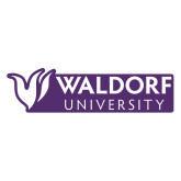 Extra Large Decal-Waldorf University Academic Mark Flat, 18 inches wide