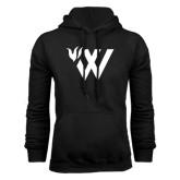 Black Fleece Hoodie-Waldorf W Academic Mark