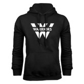 Black Fleece Hood-W Warriors