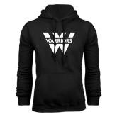 Black Fleece Hoodie-W Warriors