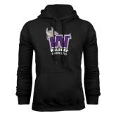 Black Fleece Hood-W Waldorf Warriors