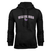 Black Fleece Hood-Arched Warriors w/ Waldorf W