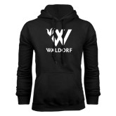 Black Fleece Hood-Stacked W Waldorf