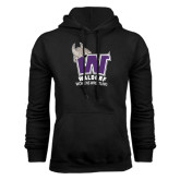Black Fleece Hood-Womans Wrestling