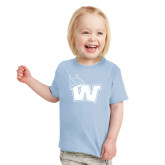 Toddler Light Blue T Shirt-Waldorf W