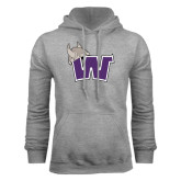 Grey Fleece Hood-Waldorf W